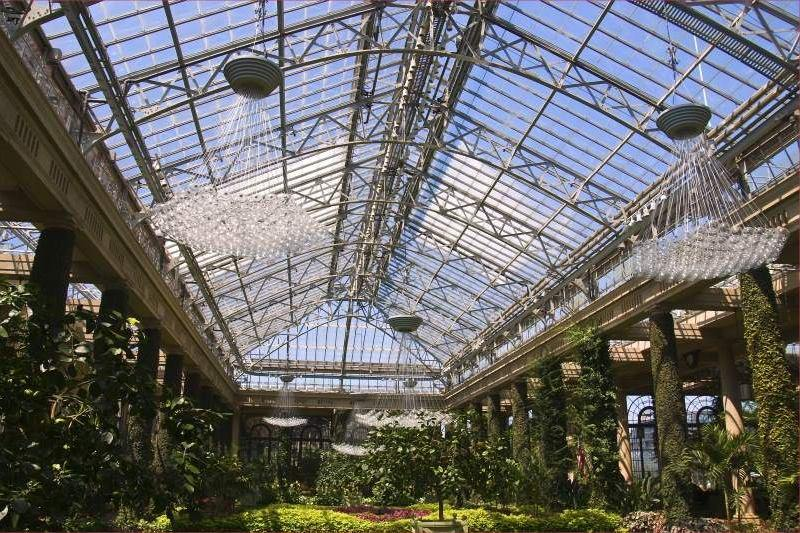 greenhouse investments — 300 sunny days a year